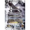 House of Hampton Clear Thoughts Graphic Art on Wrapped Canvas