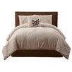 House of Hampton Dilsen 4 Piece Comforter Set