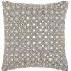 House of Hampton Beads Polyester Throw Pillow