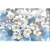House of Hampton Spring Blossom Painting Print on Wrapped Canvas