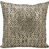House of Hampton Cormac Natural Hide Lumbar Pillow