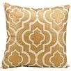 House of Hampton Hertzog Laser Cut Lantern Cotton Throw Pillow