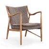 Domitalia Lirica Leather Side Chair Allmodern