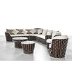 Ceets Fawn 7 Piece Lounge Sectional Set
