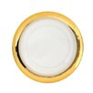 """Linen Tablecloth Band 13"""" Charger Plate (Set of 40)"""
