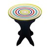 FunDeco Enviro Kids Circles Side Table