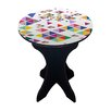 FunDeco Kids Round Side Table