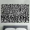 Kult Kanvas Leopard Animal Print Decal Vinyl Wall Sticker