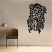Kult Kanvas Day of the Dead Wall Sticker