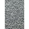 Rug Guru Handgewebter Teppich Maine in Silberblau