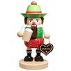 Pinnacle Peak Trading Co Steinbach Signed Oktoberfest Bavarian Man with Beer German Christmas Nutcracker
