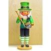 Pinnacle Peak Trading Co St Patricks Day Irish Man German Nutcracker