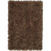 PAPILIO by Prado Rugs Pearl Handmade Brown Area Rug