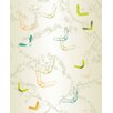 LauraOlivia Sycamore Panel 2.5m L x 52cm W Roll Wallpaper