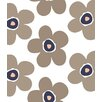 Lola Big Flower Oil Tablecloth
