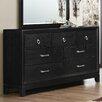 Simmons Casegoods Metropolitan 7 Drawer Dresser