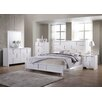 Simmons Casegoods Buckhead Panel Customizable Bedroom Set