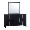 Simmons Casegoods Buckhead 6 Drawer Dresser with Mirror