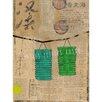 "LesPetitesKasko Poster ""Lightshades 2"" von Les Petites Kasko, Grafikdruck"