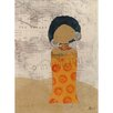 Les Petites Kasko Little Dolls Little Mama by Les Petites Kasko Graphic Art on Canvas