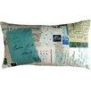 Les Petites Kasko Mail Art Scatter Cushion