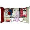 Les Petites Kasko Mode Vintage Scatter Cushion