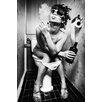 ArtAndPleasure UK Shabby Lady Photographic Print Plaque