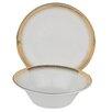 Shinepukur Ceramics USA, Inc. Ambassador Bone China 24 Piece Completer Set