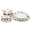 Shinepukur Ceramics USA, Inc. Everglades Bone China Special Serving 5 Piece Dinnerware Set