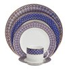 Shinepukur Ceramics USA, Inc. Empire Fine China 5 Piece Place Setting (Set of 4)