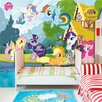 Walplus My Little Pony Wall Mural