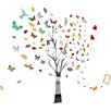 Walplus Nursery Room Photo Tree Wall Sticker