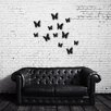 Walplus 3D Butterfly Wall Sticker