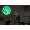 Walplus Glow in Dark Moon Wall Sticker