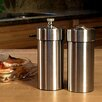 Chef Specialties Futura Pepper Mill and Salt Shaker Set