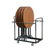 """Midwest 30"""" x 24"""" x 72"""" 1000 lbs X-Fold Cocktail Table Dolly"""