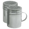 Update International 10 Oz. Stainless Steel Dredge with Handle