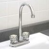 ProPlus Double Handle Deck Mounted Bar Faucet