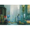 Finesse Décor 'The View' by Xavier Carbonell Painting Print on Canvas