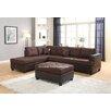 Roundhill Furniture Ellus Sectional