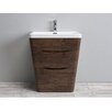 "Eviva Victoria 31"" Single Modern Bathroom Vanity Set"