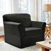 CoverWorks Dorchester Armchair Skirted Slipcover