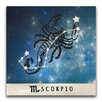 Picture it on Canvas 'Scorpio Zodiac' Graphic Art