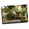 Picture it on Canvas 'Charleston Streets' Photographic Print Wrapped Canvas