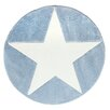 Livone GmbH Star Blue Area Rug