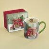 Lang 14 oz. Santa'S Truck Mug