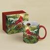 Lang December Dawn Cardinal 14 Oz. Mug