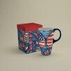 Lang Liberty 18 Oz. Latte Mug