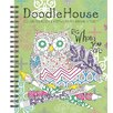 Lang Doodle House Adult Coloring Book