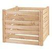 Greenes Fence Cedar Wood 23 cu. ft. Stationary Composter